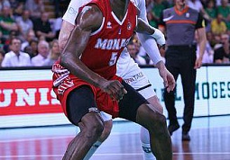 Limoges - AS Monaco, 1/2 finale play-offs, match 4
