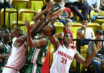 AS Monaco vs Nanterre