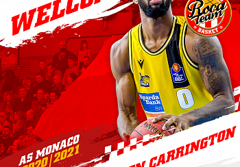 Khadeen Carrington rejoint la Roca Team