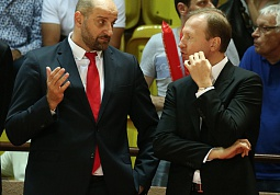 AS Monaco - Limoges, 1/2 finale play-offs, match 1
